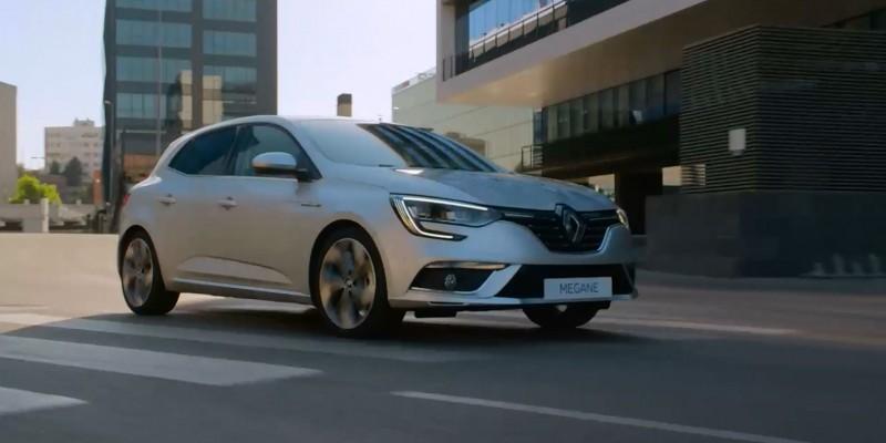 Der Neue Renault MÉGANE